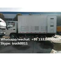 Quality 2017s new duck baby transported van truck for sale, factory sale best price for sale