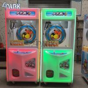 Quality Toy Crane Machine / PP Tiger 2 Claw Crane Machine D82*W95*H190 CM for sale