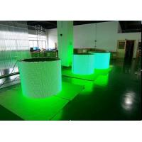 Quality P2 SMD Indoor Flexible Led Video Curtain , Flexible Led Display Screen Full Color for sale