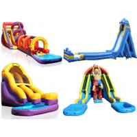 amusement equipment inflatable Manufactures