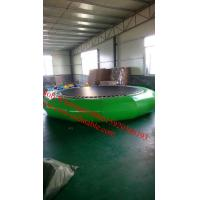 Factory price inflatable water trampoline for sale inflatable water park games Manufactures