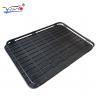 Aluminium Luggage Roof Rack Basket For Toyota Prado Black Color F006A Model Manufactures
