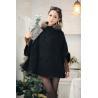 Buy cheap Korean fashion ladies winter bat sleeve coat from wholesalers
