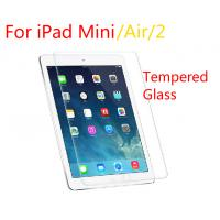 Quality Tempered Glass Screen Protector Flim for iPad iPad mini iPad air air 2 for sale