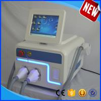 portable portable ipl depilation machines,portable shr ipl hair removal machine with two handle piece Manufactures