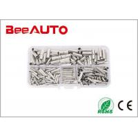 Tin Plated Non Insulated Terminal Kit , Terminal Connector Kit High Purity Copper Manufactures