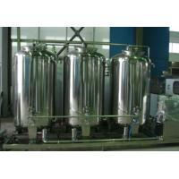 China Stainless Steel Beverage Processing Equipment , 0.75kw Juice Processing Machine on sale