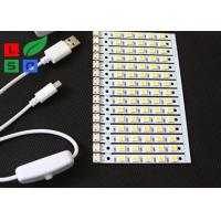 DC 5V LED Light Bar With USB Power Input For Portable Acrylic Stand Sign Manufactures