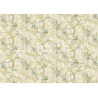 UV Surface PVC Decorative Film Marble Contact Paper For PVC Profile Manufactures