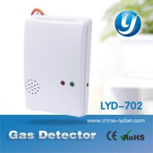 Quality Household Lpg Gas Leak Detector Alarm / Economic Gas Leakage Alarm for sale