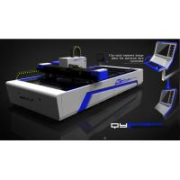 CNC Laser Cutting Equipment With Fiber Laser Power 1000W for Metal Processing Industry Manufactures