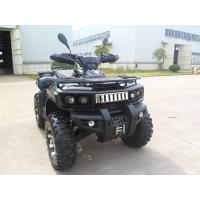 Shaft Drive CVT 4x4 Utility ATV 4 Wheel , EEC / EPA Standard for Farm ATV and 12 Inch tires with Alloy Rims Manufactures