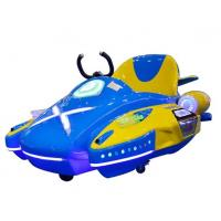 Buy cheap Children Electric Space Ship Ride On Space Warship Car Theme Park New Rides Of from wholesalers