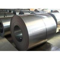 Construction Cold Rolled Steel Coil , Galvanized Steel Coil Plate 0.6MM Thickness