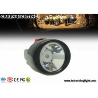 Quality GL2.5-A Cordless Mining Lights , Small size miners head torch 3500 Lux Brightness for sale