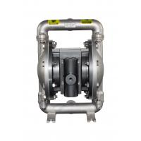 Industrial Air Operated Diaphragm Pump / Reciprocating Diaphragm Pump Manufactures