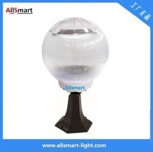 Solar Pillar Lights ASA-001 Solar Post Pole Column Lights Manufactures