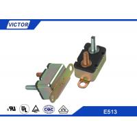 Meets SAE J553 Specification 5A 12V Automotive Reset Metal Circuit Breaker Manufactures