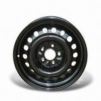 Passenger Vehicle Wheel, Available in Various Colors, with 45mm Offset Manufactures