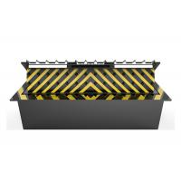 Buy cheap Anti Vehicle Hydraulic Road Blocker With Spikes , 6 Meter Long Entrance Point from wholesalers