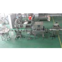 China Eye Shadow Detergent Powder Packing MachineWith Capping Machine High Accuracy on sale