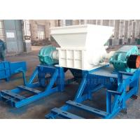 Industrial Scrap Metal Shredder Machine 2.5 Tons Capacity For Household Waste Metal Manufactures