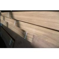 Furniture Quarter Cut Veneer , Burma Teak hardwood veneer sheets Manufactures