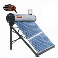 compact pressurized pre heating solar hot water heater Manufactures