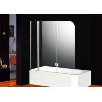 CE Certificated Bathtub Folding Bath Shower Screen Modern Walk In Tub Shower Combo Bathroom Manufactures