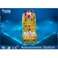 Quality Coin Operated Basketball Machines , Kids Basketball Shooting Game Machine for sale
