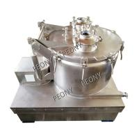 Buy cheap CBD Oil Ethanol Extraction Hemp Extraction Machine Industrial Low Temperature from wholesalers