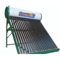 Manufacture of non-pressurized vacuum tube solar water heating Manufactures