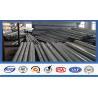 Buy cheap Super Power Steel Transmission Poles , OEM / ODM Design Steel Power Pole from wholesalers
