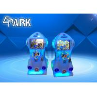 Amusement Children Car Racing Game Machine With Alloy Steel Structure Manufactures
