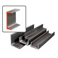 Quality 1 - 12m 1.5mm stainless u galvanized c steel channel dimensions for glass   for sale