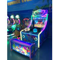 Quality Promotion Coin Operated Water Shooting Arcade Machines Redemption Game for sale