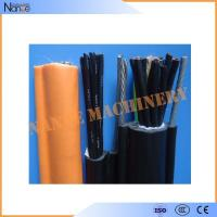 Customized Non - Flexible Multi Core Round Flat Electrical Cable 4 x 16C Manufactures