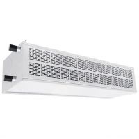 Silent Centrifugal Electric Heated Air Curtain ISO9001 Certification Manufactures