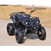 Utility One-seat 150CC ATV With Reverse Strong Light , Powerful Engine Manufactures