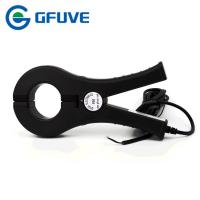 Grey Color Split Core Current Transformer Clamp 40 - 400hz With 600a / 5a Ratio Manufactures