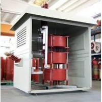 China SGB DGB Series Isolating Voltage Dry Type Transformer Three Phase / Single Phase on sale