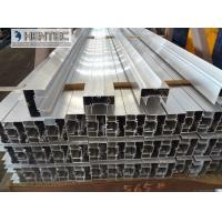 Mill Finished Aluminium Window Frames Chemical And Mechanical Polishing Manufactures