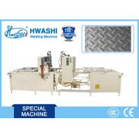 CNC System Automatic Sheet Metal Plate Welder for Elevator and Gate Manufactures
