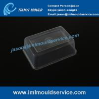 thin wall packaging injection mould factory, thin wall packaging mould maker Manufactures