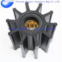 Raw Water Pump Flexible Rubber Impeller Replace Jabsco Impeller 18777-0001 Manufactures