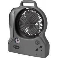 Solar rechargeable fan with LED light (HOT SALING) Manufactures