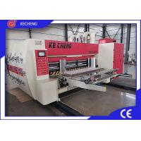 Automatic Feeding 3 Color Top Printing Printer Die Cutter Manufactures