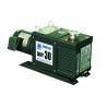 Oil Lubricated 2 Stage Rotary Vane Vacuum Pump , BSV24 6 L/s Industrial Vacuum Pumps