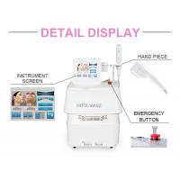Wrinkle Removal High Intensity HIFU Machine SMAS Face Lift Treatment Manufactures