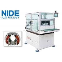 Automatic Double Flyer Stator Winder / Electric Motor Winding Equipment Manufactures